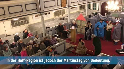 Martinsumzuge Laternenumzuge Und Kirchenmusik Am Haff Nordkurier De